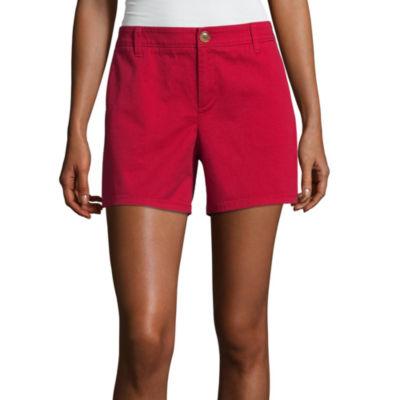 "Liz Claiborne 5"" Shorts"
