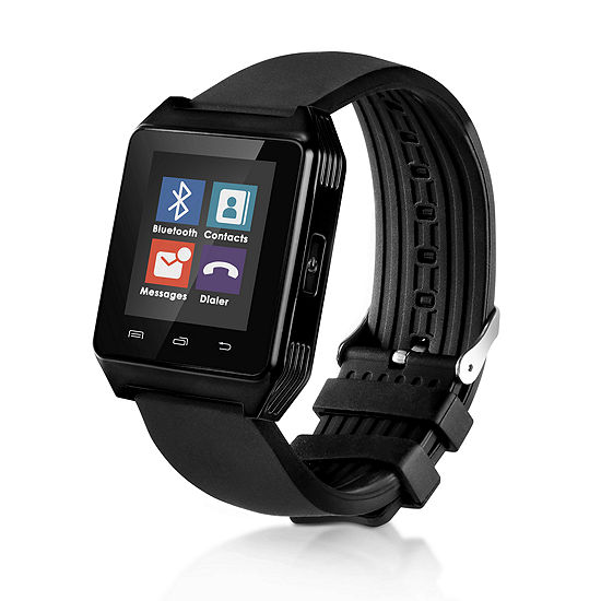 9ee97e051 Q7 Limited Time Special! Black Smartwatch Wm3326blk 003 JCPenney