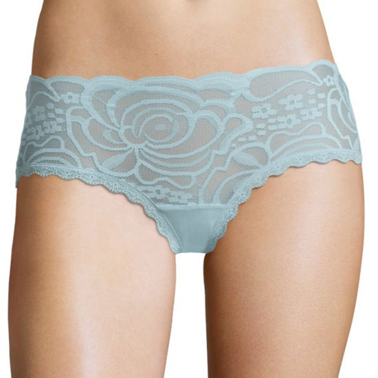 Flirtitude Rose Lace Cheeky