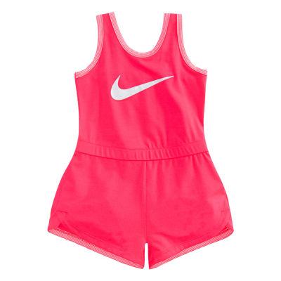 Nike Sleeveless Romper