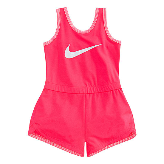 6f57dc9a80 Nike Sleeveless Romper - JCPenney