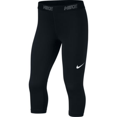 Nike Knit Capri Leggings - Big Kid Girls
