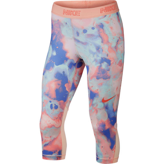 Nike Jersey Capri Leggings - Big Kid Girls