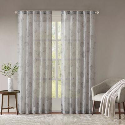 Madison Park Irie Curtain Panel Pair