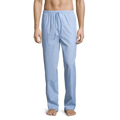 Stafford Men's Poplin Pajama Pants - Big and Tall