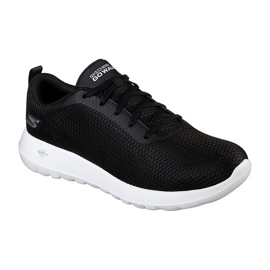 Skechers Go Walk Max Mens Walking Shoes Lace-up Extra Wide Width