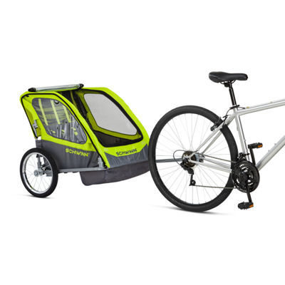 Schwinn Caribou Double Bike Trailer