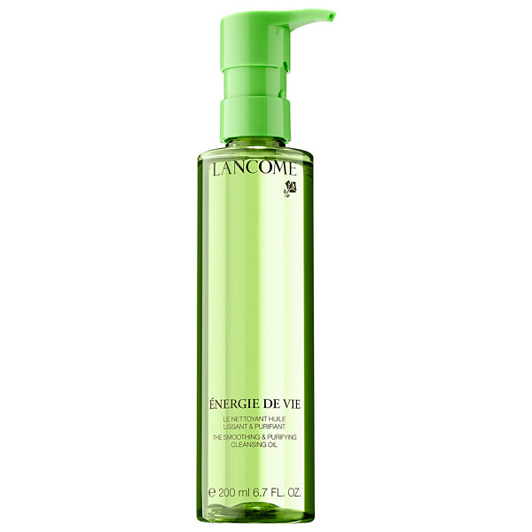 Lancôme Énergie de Vie The Smoothing & Purifying Cleansing Oil