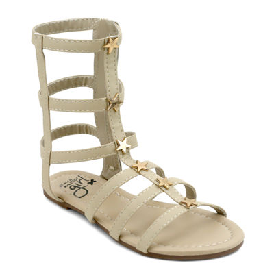 Olivia Miller Athena Girls Strap Sandals - Little Kids/Big Kids