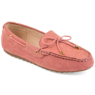 Journee Collection Womens Jc Thatch Slip-On Shoe Round Toe