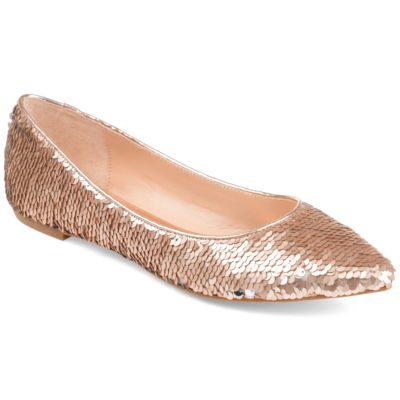 Journee Collection Cree Womens Ballet Flats