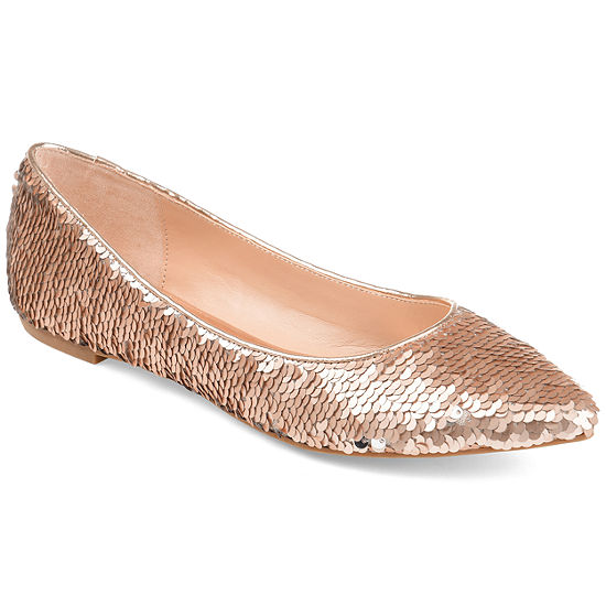 Journee Collection Womens Cree Ballet Flats