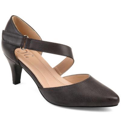 Journee Collection Womens Jc Tillis Heeled Sandals