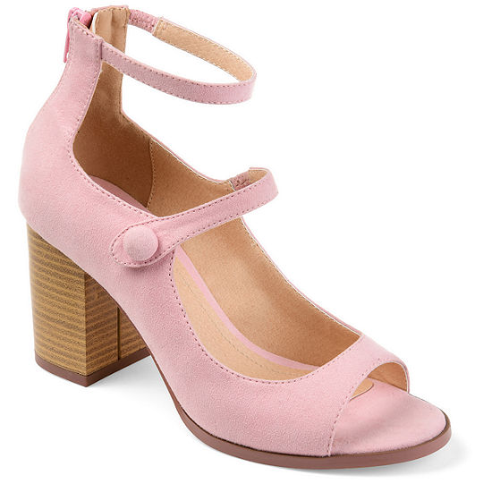 Journee Collection Womens Jc Hipsy Heeled Sandals