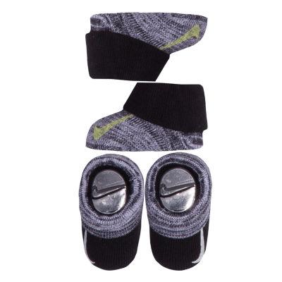 Nike 2 Pair Baby Booties