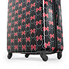 American Tourister Minnie Mouse Bows 20 Inch Hardside Lightweight Luggage