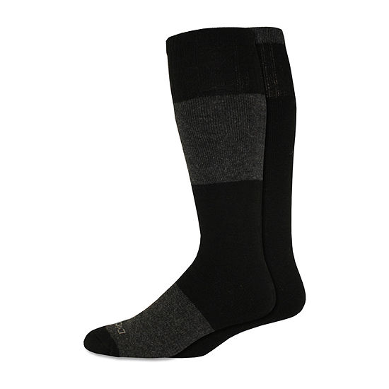 Dickies 2 Pair Boot Socks-Mens