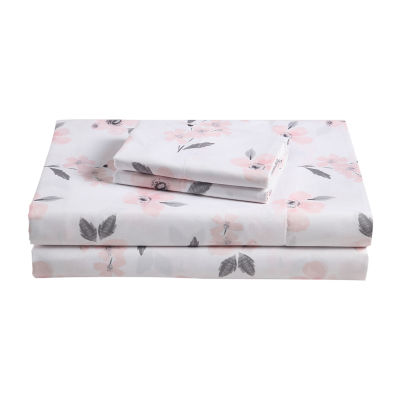 Frank And Lulu Olivia Microfiber Sheet Set