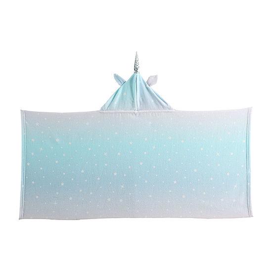 Frank And Lulu Magical Unicorn Hooded Towel