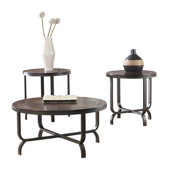 Signature Design by Ashley® Ferlin Coffee Table Set