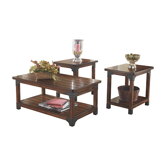 Signature Design by Ashley® Murphy Coffee Table Set