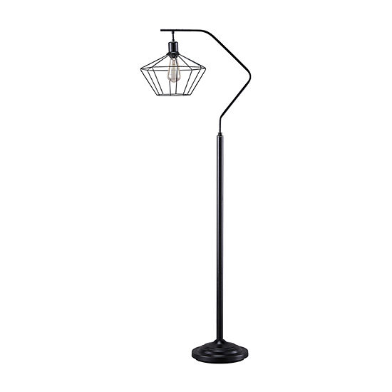 Signature Design By Ashley Makeika Metal Floor Lamp