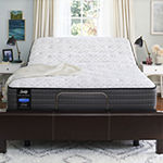 Sealy® Posturepedic Davlin Ltd Cushion Firm Tight Top - Mattress + Box Spring