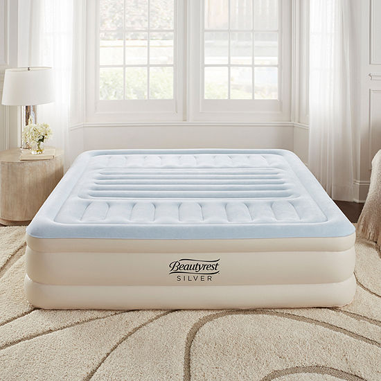 "Beautyrest Silver 18"" Lumbar Supreme Air Bed Mattress"