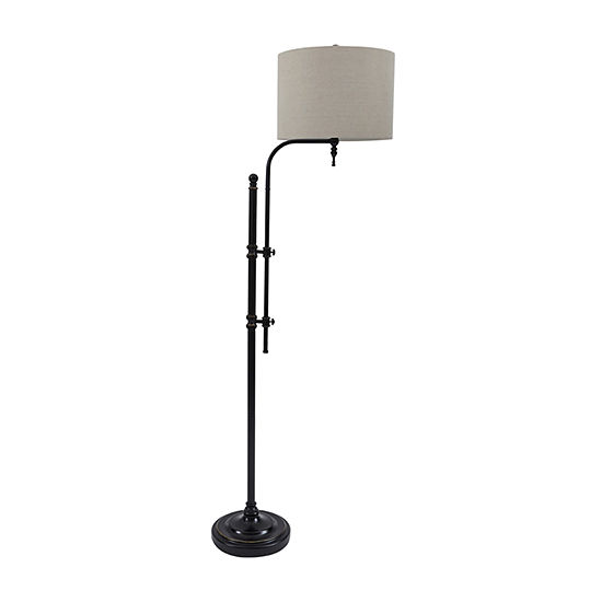 Signature Design By Ashley Anemoon Metal Floor Lamp