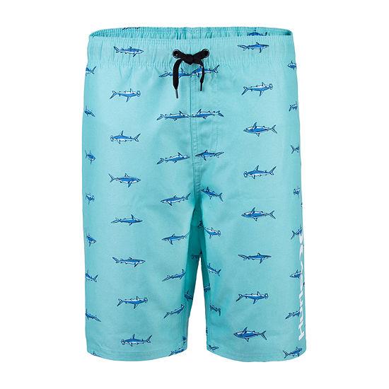 Hurley Shark Swim Trunk Boys