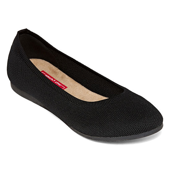 Pop Womens Sharon Ballet Flats