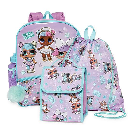 Lunch Box Girls LOL Backpack