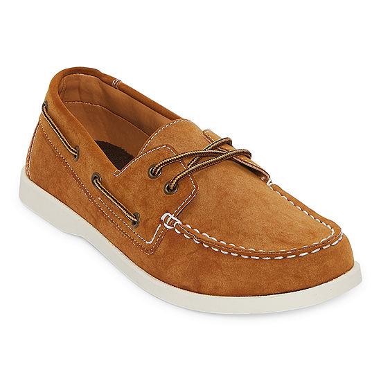 St. John's Bay Mens Cedar Boat Shoes