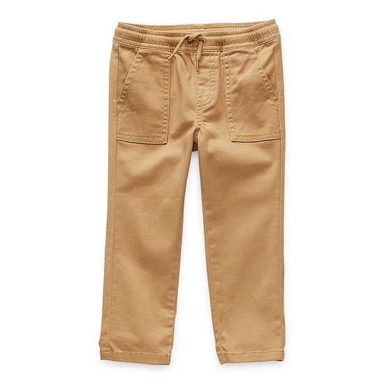 Thereabouts Toddler Boys Tapered Pull-On Pants