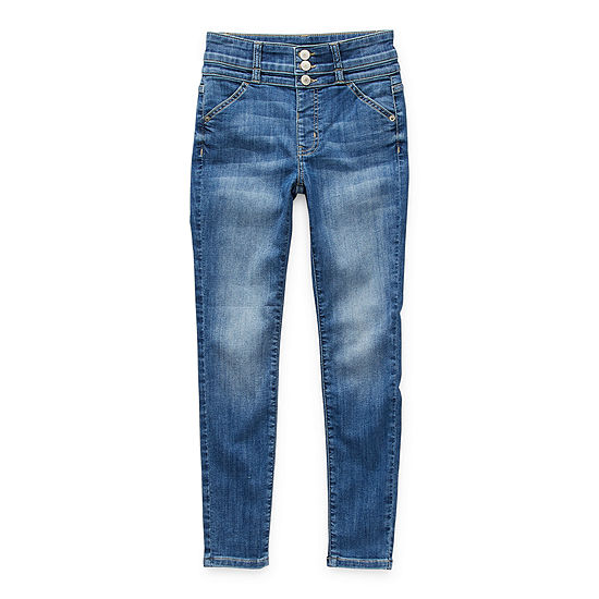Thereabouts Little & Big Girls Skinny Jeggings