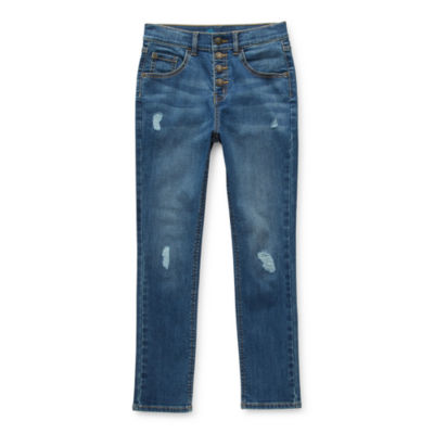 Thereabouts Little & Big Girls Skinny Fit Jean
