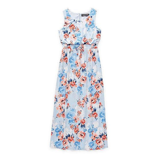 Trixxi Little & Big Girls Sleeveless Maxi Dress