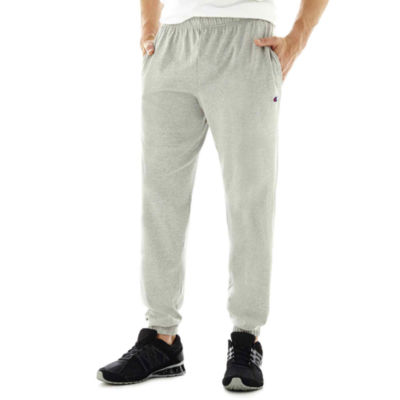 Champion® Closed-Bottom Jersey Pants