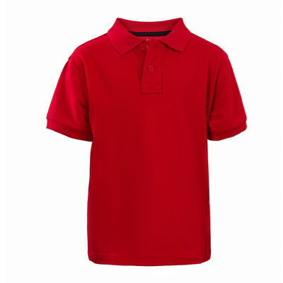 U.S. Polo Assn.® Short-Sleeve School Uniform Polo - Boys 8-16