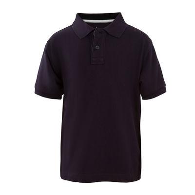 U.S. Polo Assn.® Short-Sleeve School Uniform Polo - Preschool 4-7