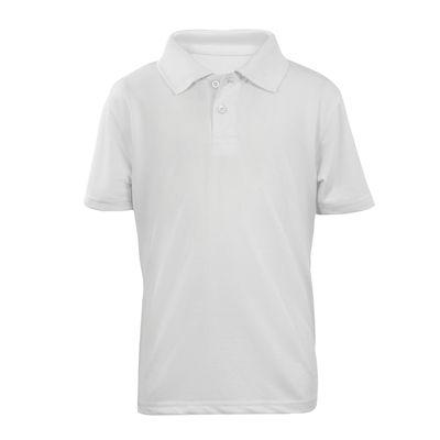 U.S. Polo Assn.® Short-Sleeve School Uniform Performance Polo - Boys 8-16