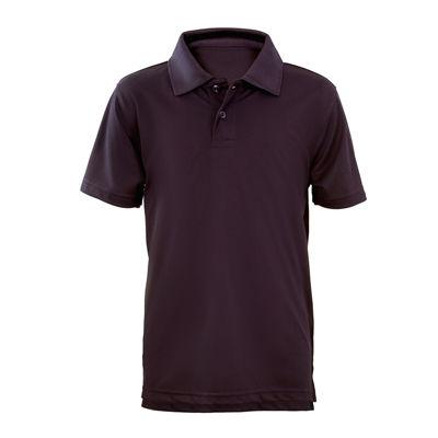 U.S. Polo Assn.® Short-Sleeve School Uniform Performance Polo - Preschool Boys 4-7