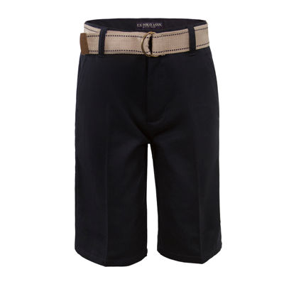 U.S. Polo Assn.® Belted Shorts - Boys 8-16