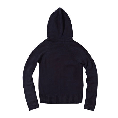 U.S. Polo Assn.® Cable-Knit Hoodie - Girls 7-16