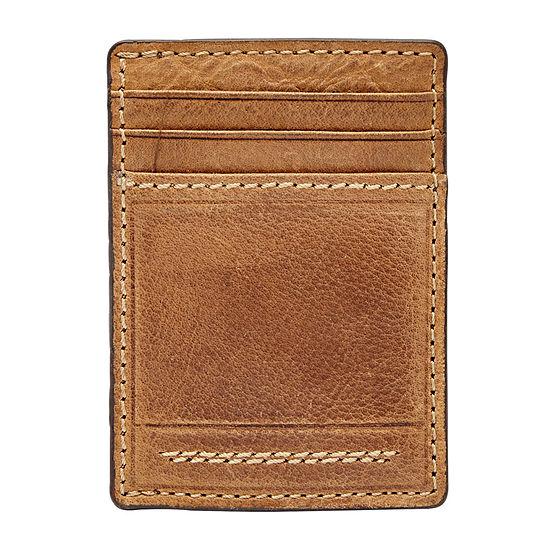 Relic® Duncan Leather Front-Pocket Wallet