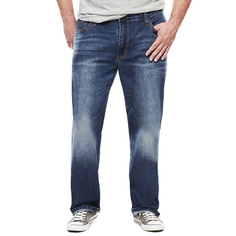 IZOD Comfort Jeans - Big & Tall