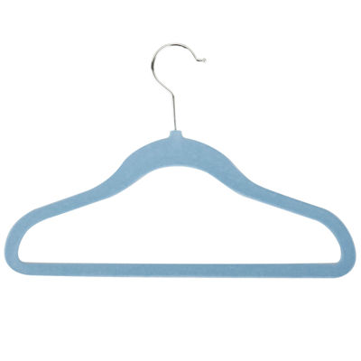 Honey-Can-Do® 60-pk. Kids' Velvet Touch Hangers