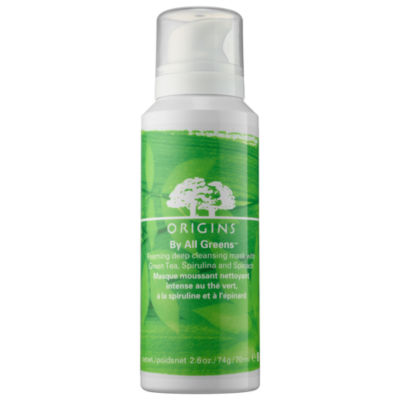 Origins By All Greens™ Foaming Deep Cleansing Mask