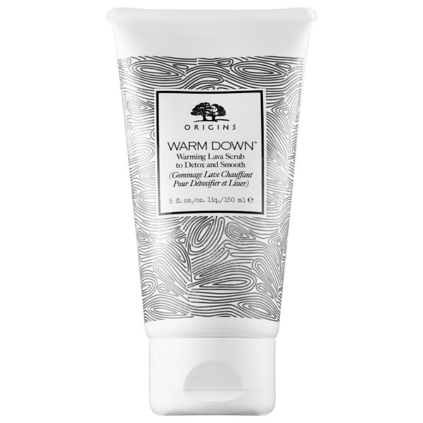 Origins Warm Down™ Warming Lava Scrub to Detox and Smooth