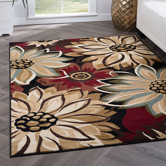 Tayse Laguna Odessa Rectangular Indoor Rugs